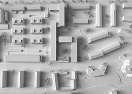 Voss Architects Espenhof Nord Competition Zurich
